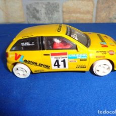 Scalextric: COCHE SEAT IBIZA KIT-CAR Nº 41, VER FOTOS Y DESCRIPCION! SM. Lote 137490846