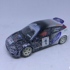 Scalextric: FORD FOCUS WRC IRIDIUM SCALEXTRIC TECNITOYS. Lote 137649289