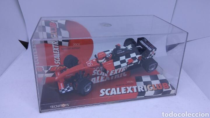 SCALEXTRIC FORMULA 1 CLUB SCALEXTRIC 2006 TECNITOYS (Juguetes - Slot Cars - Scalextric Tecnitoys)