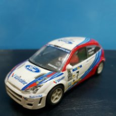 Scalextric: FORD FOCUS WCR. Lote 137808400