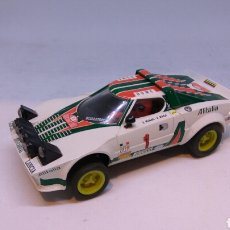 Scalextric: SCALEXTRIC LANCIA STRATOS ALTAYA. Lote 137891682