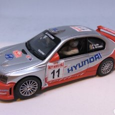 Scalextric: HYUNDAI ACCENT WRC SCALEXTRIC ALTAYA PRO. Lote 137891996