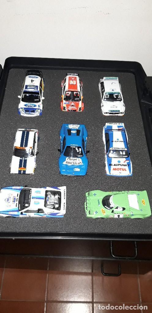 Scalextric: Colección Rallyes de España 1967-1998 (16 coches) Altaya - Foto 2 - 137978598
