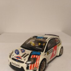 Scalextric: SCALEXTRIC FORD FIESTA JWR. Lote 138073885