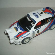Scalextric: FORD FOCUS WRC ALTAYA SCALEXTRIC TECNITOYS. Lote 138525406