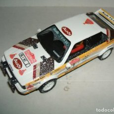Scalextric: AUDI QUATTRO ALTAYA SCALEXTRIC TECNITOYS. Lote 138525754