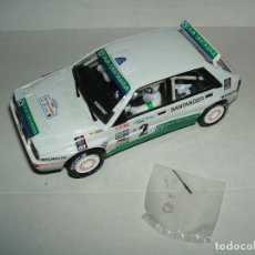 Scalextric: LANCIA DELTA ALTAYA SCALEXTRIC TECNITOYS. Lote 138526494