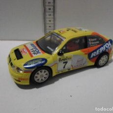 Scalextric: SCALEXTRIC SEAT CORDOBA WRC. Lote 138659050