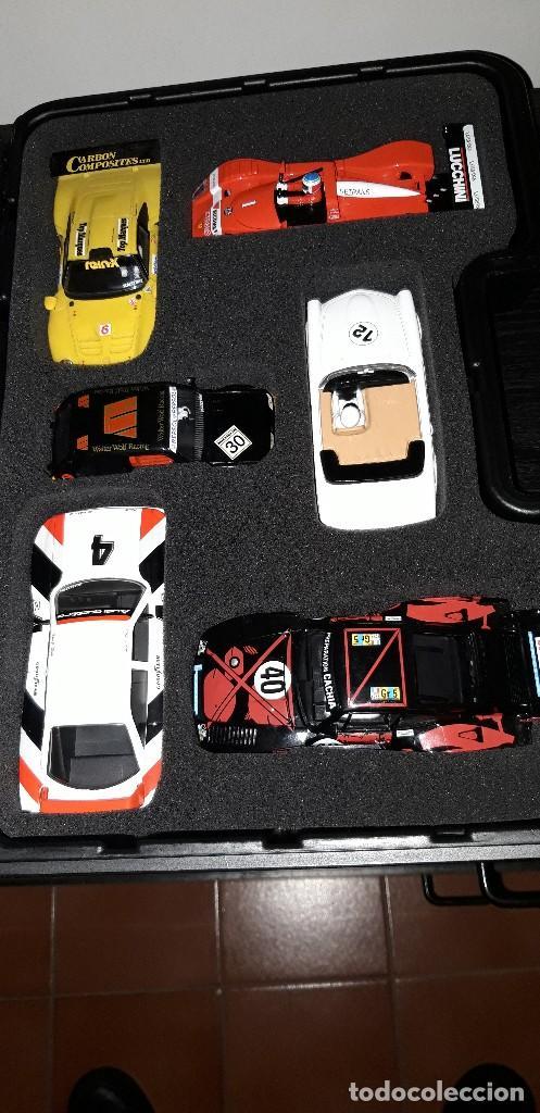 Scalextric: Colección Leyendas de Circuito (12 coches) Altaya - Foto 2 - 139033642