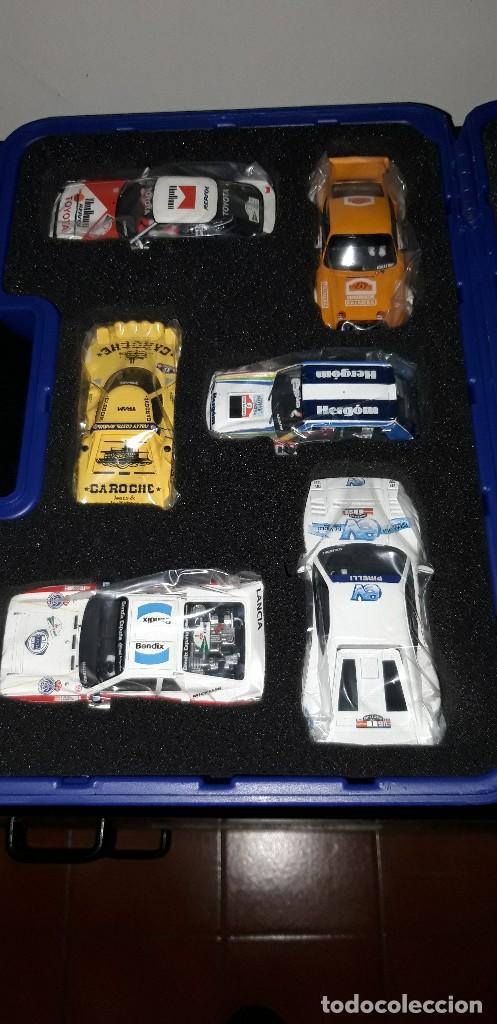 Scalextric: Colección Rallyes Míticos de España (12 coches) Altaya - Foto 2 - 139036826