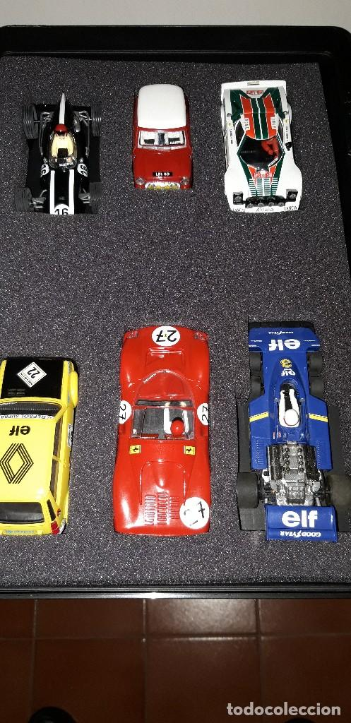 Scalextric: Colección Coches Míticos (12 coches + 2 regalo) Altaya - Foto 2 - 139041498