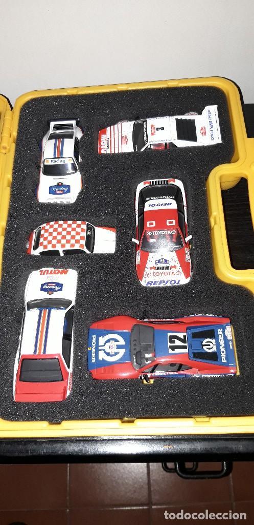 Scalextric: Colección Rally Míticos (12 coches) Altaya - Foto 2 - 139048530