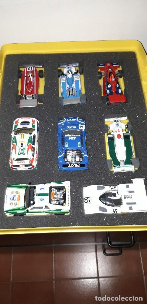 Scalextric: Colección Duelos Míticos (16 coches) Altaya - Foto 2 - 139050926
