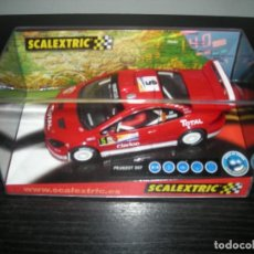 Scalextric: 6161 PEUGEOT 307 WRC SCALEXTRIC. Lote 139416974