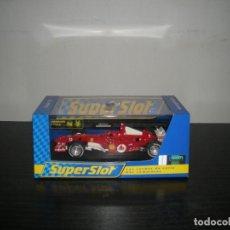Scalextric: H2676 FERRARI F-2004 Nº1 SUPERSLOT . Lote 139959466