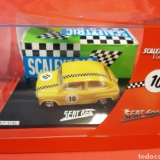 Scalextric: SEAT 600 SCALEXTRIC VINTAGE. Lote 140820673