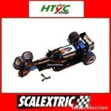 Scalextric: SCALEXTRIC FORMULA 1 CHASIS MOTOR GUIA EJE TRASERO RUEDAS MCLAREN RAIKKONEN 2002. Lote 141081366
