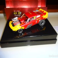 Scalextric: SCALEXTRIC. FORD MUSTANG VINTAGE. REF. 61480. Lote 141449394