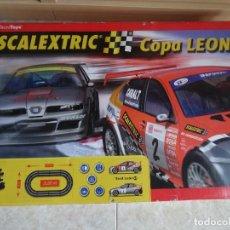 Scalextric: SCALEXTRIC COPA LEON (LEER ESTADO). Lote 142761330