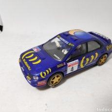 Scalextric: SCALEXTRIC SUBARU IMPREZA WRC TECNITOYS. Lote 143030968