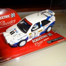 Scalextric: SCALEXTRIC. FORD ESCORT RS COSWORTH. REF. 6258. Lote 143221142