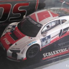 Scalextric: SCALEXTRIC DIGITAL WOS AUDI R8 LMS . CON LUCES. Lote 143223350