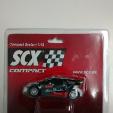 Scalextric: SCALEXTRIC COMPACT CITROEN DS3 WRC RALLY DE PORTUGAL NUEVO EN BLISTER. Lote 143346974