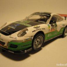 Scalextric: PORSCHE GT3 VALLEJO SCALEXTRIC NUEVO. Lote 143839490