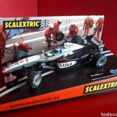 Scalextric: SCALEXTRIC MC LAREN F-1 MIKA. Lote 143898625