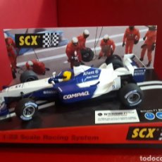 Scalextric: SCALEXTRIC WILLIAMS F1 FW 26. Lote 143899793
