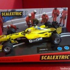 Scalextric: SCALEXTRIC JORDAN F-1 NÜRBURGRING. Lote 143900138