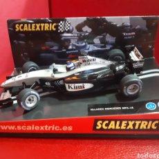 Scalextric: SCALEXTRIC MC LAREN F-1 MP4-17. Lote 143900688