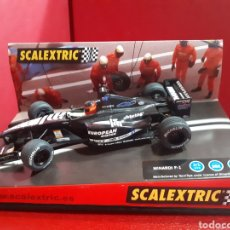 Scalextric: SCALEXTRIC MINARDI F-1 G.P. AUSTRALIA 2001.. Lote 143901485