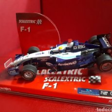 Scalextric: SCALEXTRIC WILLIAMS F-1 FW28. Lote 143902240