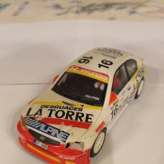 Scalextric: SCALEXTRIC HYUNDAI ACCENT. Lote 143936134