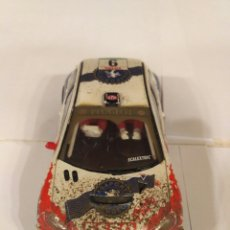 Scalextric: SCALEXTRIC PEUGEOT 206 WRC. Lote 143937473