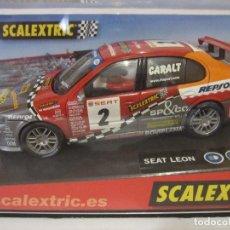 Scalextric: COCHE DE SCALEXTRIC SUPERSLOT SLOT FLY CARS SCALEXTRIC NINCO NUEVO EN SU CAJA SIN USO. Lote 144101382