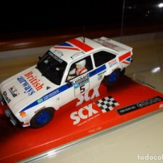 Scalextric: SCALEXTRIC. FORD ESCORT MKII DAILY EXPRESS. REF. 64320. Lote 144130518
