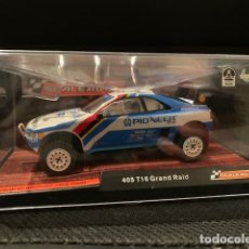 Scalextric: PEUGEOT 405 SCALEXTRIC SCALEAUTO AFRICA LEGENDS REFERENCIA SC-6120. Lote 144154694