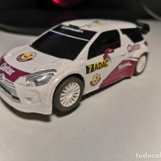 Scalextric: SCALEXTRIC CITROEN DS3 WRC #7. Lote 144530134