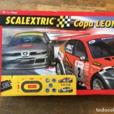 Scalextric: SCALEXTRIC COPA LEON (J-1). Lote 144775274
