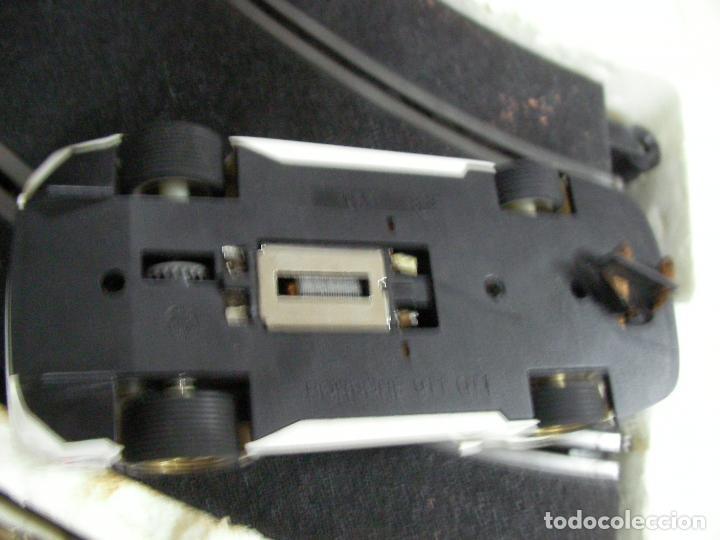 Scalextric: GRAN CIRCUITO SCALEXTRIC SILVERSTONE VEHICULOS FERRARI F-40 Y PORSCHE 911 GT - Foto 14 - 145365618