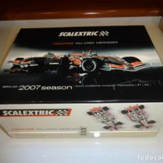 Scalextric: SCALEXTRIC. PACK 2 VODAFONE MERCEDES MP4/22. REF. 6325. Lote 145392030