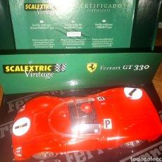 Scalextric: SCALEXTRIC FERRARI GT 330 VINTAGE. Lote 145847690