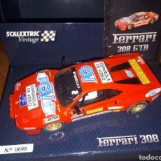 Scalextric: SCALEXTRIC FERRARI 308 GTB VINTAGE. Lote 146275112