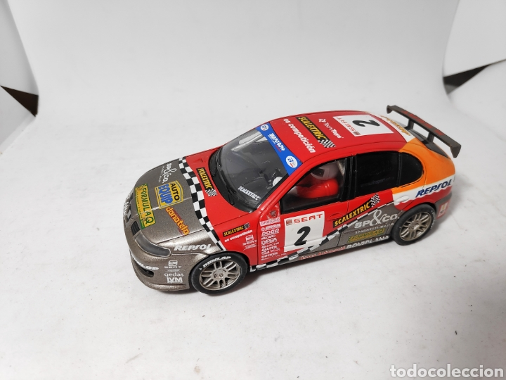 SCALEXTRIC SEAT LEON TECNITOYS (Juguetes - Slot Cars - Scalextric Tecnitoys)