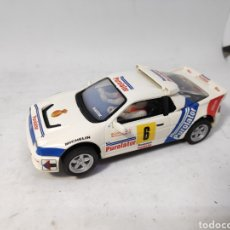 Scalextric: FORD RS200 SCALEXTRIC PUROLATOR TECNITOYS. Lote 194334029