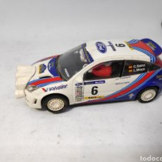Scalextric: SCALEXTRIC FORD FOCUS WRC TECNITOYS. Lote 147330656