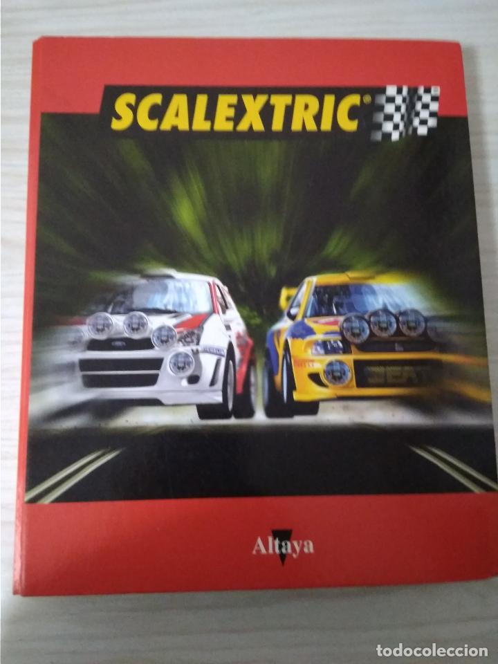 COLECCION COMPLETA PRIMERA SCALEXTRIC ALTAYA AÑO 2000 (Juguetes - Slot Cars - Scalextric Tecnitoys)