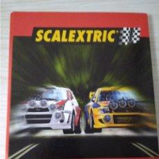 Scalextric: COLECCION COMPLETA PRIMERA SCALEXTRIC ALTAYA AÑO 2000. Lote 147334698